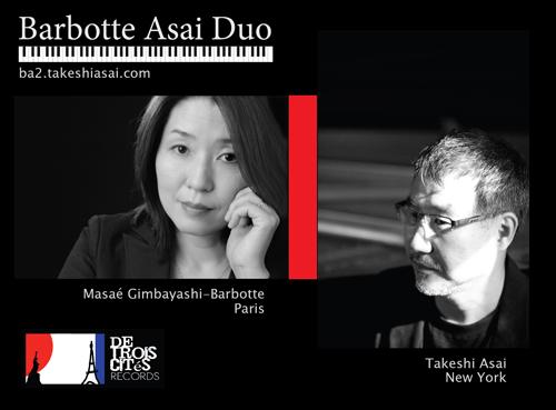 Barbotte Asai Duo