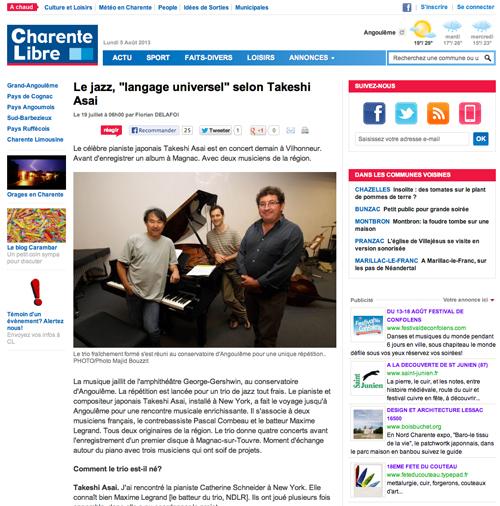 Charentes Libre