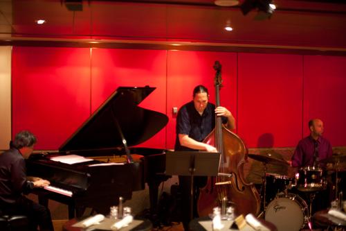 Takeshi Asai NY Trio @ Kitano